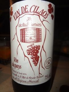 Vin de Cilaos