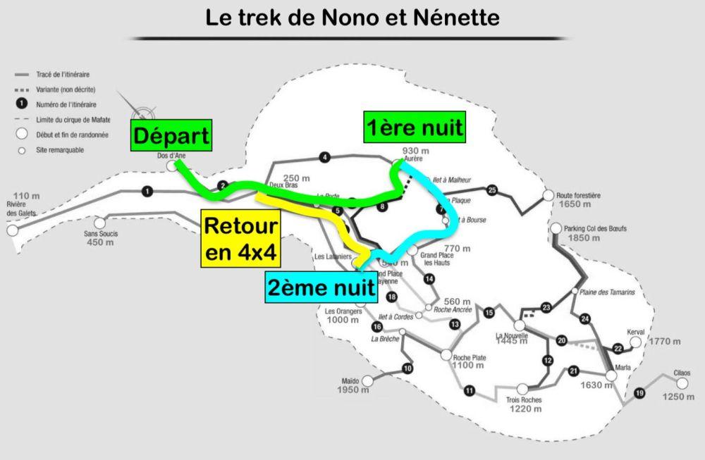 Trek Nono Nénette